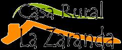 Logo Contacto La Zaranda